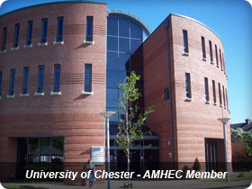 University of Chester - AMHEC Member